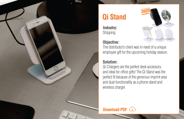 Case Study - Qi Stand - Download PDF