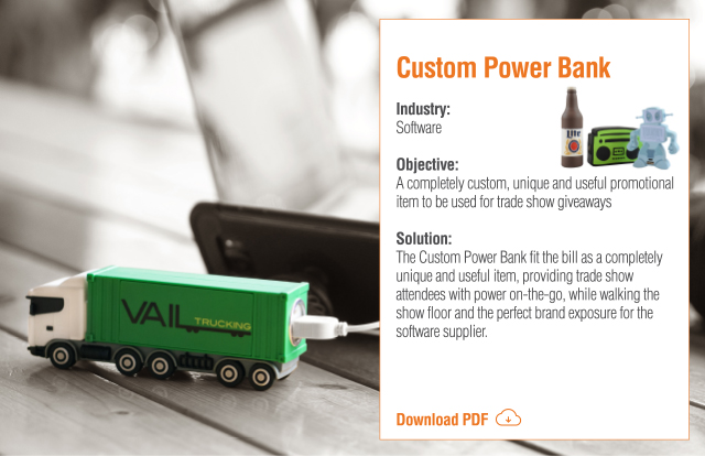 Case Study - Custom Power Bank - Download PDF