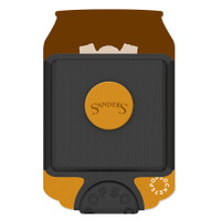 Custom PopThirst Can Holder Backer Card, ReadyShip 5 Day