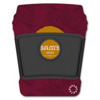 Custom PopThirst Cup Sleeve Backer Card, ReadyShip 5 Day