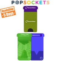 Custom PopWallet Backer Card, ReadyShip 5 Day