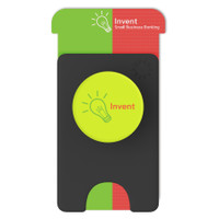 Custom PopWallet+ Backer Card, ReadyShip 5 Day