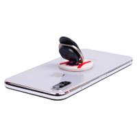 Mount for custom shaped ring holder