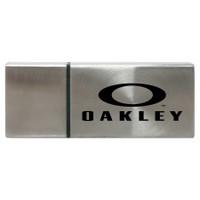 Fresno rectangular metal USB drive