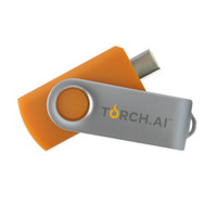iClick swivel cap Type-C USB drive, ReadyShip Next Day