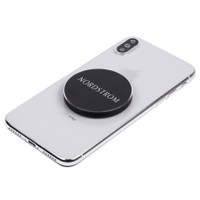 iShine Aluminum compact mirror and phone grip, ReadyShip Next Day