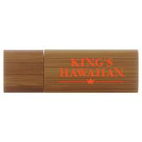 Kihei bamboo USB drive