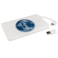 P2500 3-in-1 Flip power bank, 2,500 mAh, ReadyShip Next Day