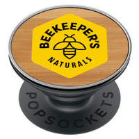 PopSockets PopGrip Wood phone grip and stand, ReadyShip 5 Day