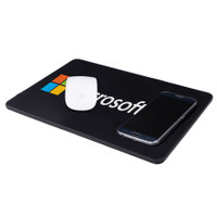 Qi Mouse Pad Large wireless qi charger and mouse pad, ReadyShip Next Day