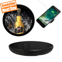 Qi Reflect wireless qi charging pad, ReadyShip Next Day