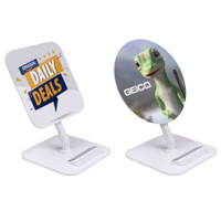 Qi Stand wireless qi charging pad and phone stand, ReadyShip Next Day
